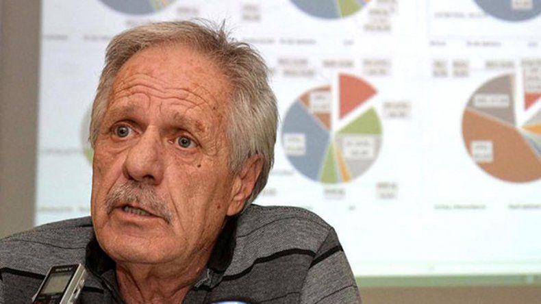 A los 70 años murió el ex gobernador de Río Negro, Miguel Saiz