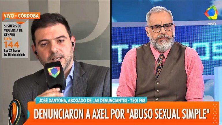 El abogado de la joven que denunció a Axel por abuso detalló cómo era el modus operandi del cantante