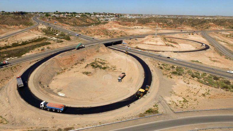 Vialidad Nacional bloqueó el rulo del tercer puente que había sido inaugurado por los conductores