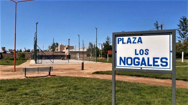 La plaza de Ferri está a días de quedar inaugurada