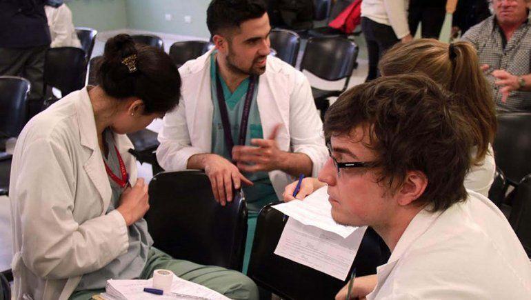Jerarquización del personal de salud en la provincia