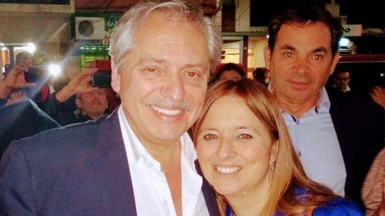 Odarda confirmó que será funcionaria del gobierno de Alberto Fernández