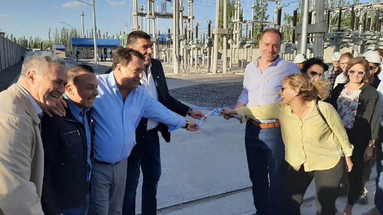Cipolletti ya cuenta con una nueva Estación Transformadora