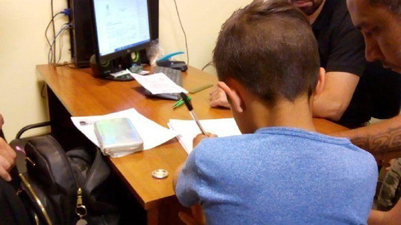 Santi, el nene cipoleño de 7 años que cambió su identidad