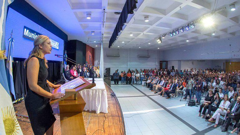 Emilia Soria quiere una mejor relación entre Roca y la Provincia