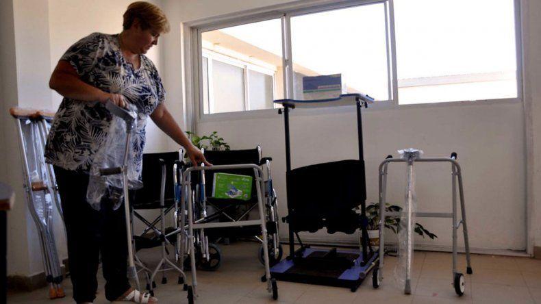 Destacan atención a personas con discapacidad