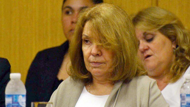 Por cuestiones de salud, le dieron domiciliaria a Susana Freydoz