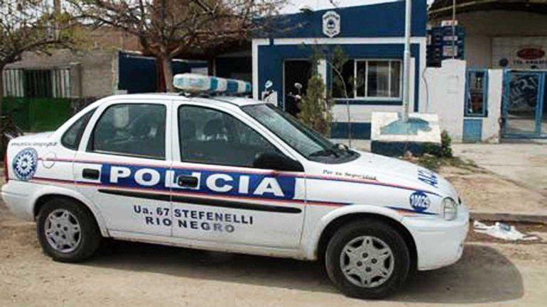 Se robaron más de millón de pesos en un violento asalto en Roca
