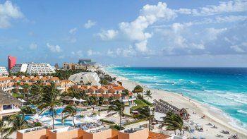 asesinan a seis personas en un emblematico balneario de cancun
