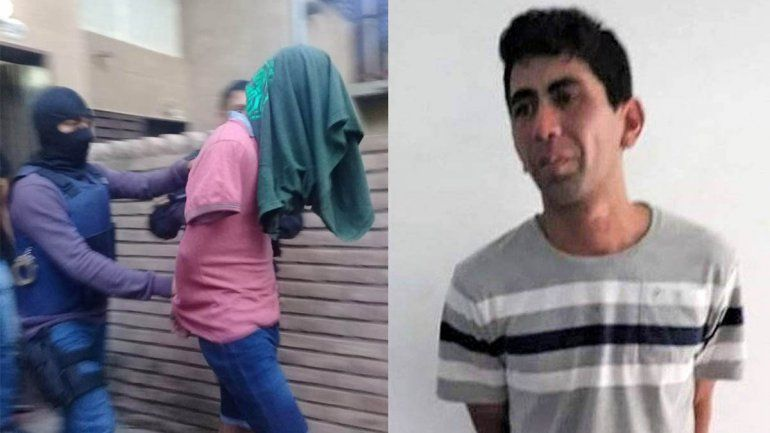 Atraparon a un violento que atacó a su ex pareja y se había fugado de la comisaría