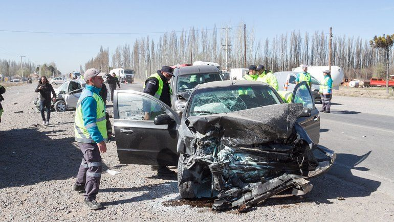 Piden declarar la emergencia vial en el Alto Valle