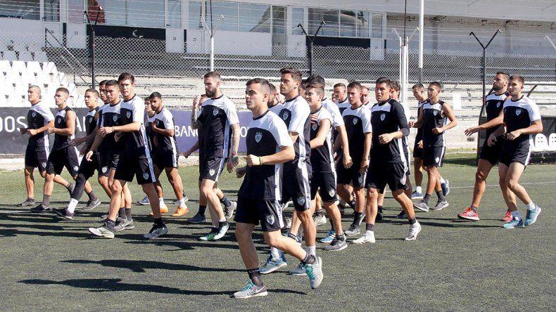 Una baja en Cipo: Ostapkiewicz no viajó a Mendoza por una distensión