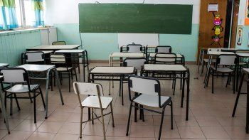 las clases, suspendidas por tiempo indeterminado