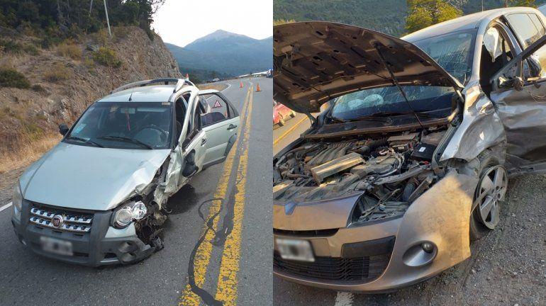 Bariloche: un gendarme borracho provocó grave accidente