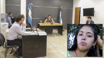 femicidio de agustina: prorrogan la prision preventiva al acusado