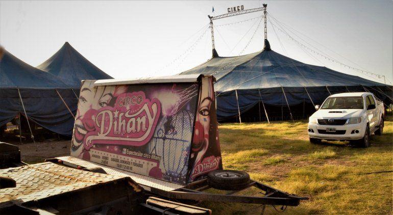 El drama de los artistas que viven la cuarentena encerrados en el circo