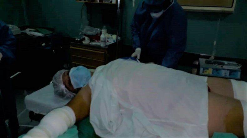 Una jauría atacó gravemente a una marinera: Me querían comer