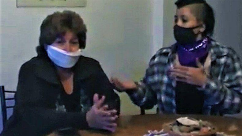 Suspendieron el desalojo de Benedicta, la mujer víctima de violencia de género