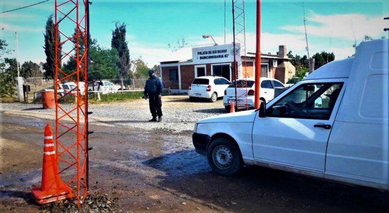 Las Perlas: jefe de subcomisaría dio positivo y aislaron a otros policías