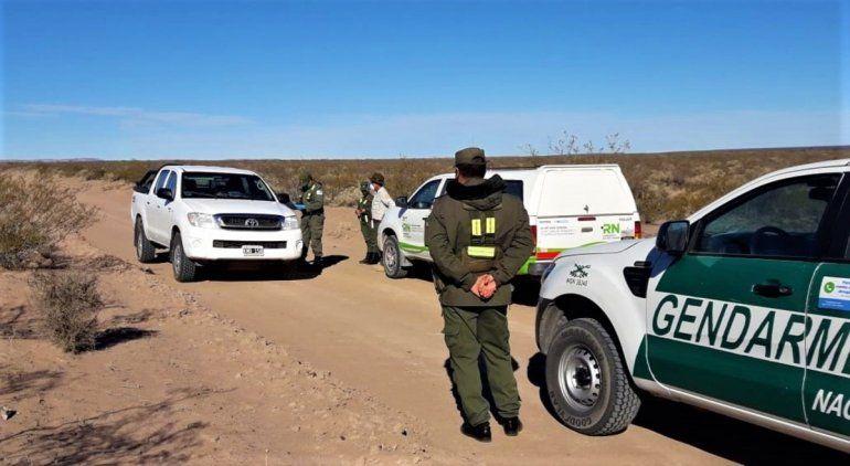 Atraparon a cazadores furtivos matando animales en plena cuarentena