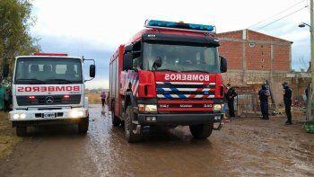 cipolletti: murio una nena de 11 anos en un tragico incendio