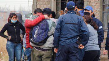 cipolletti: luchan por su vida sobrevivientes del incendio
