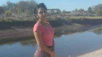 desesperada busqueda de una adolescente en cipolletti