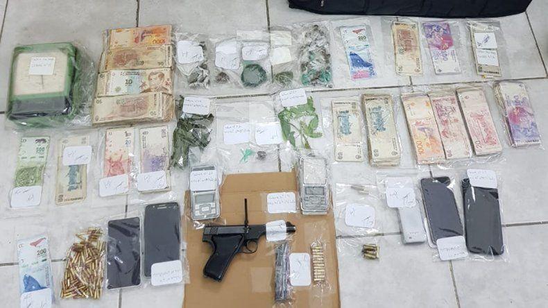 Condenaron en Roca a una banda de narcos de Bariloche