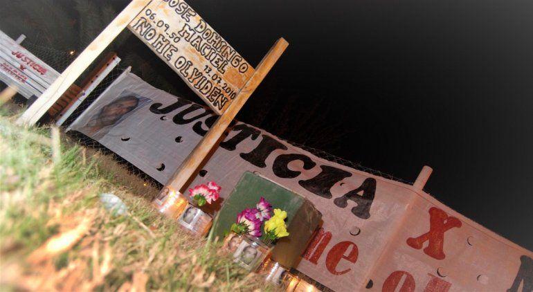 A 10 años de la bomba que mató a José Maciel