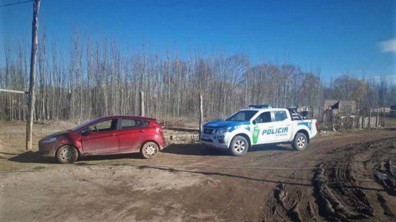 El empleado de un lavadero le robó el auto a un cliente