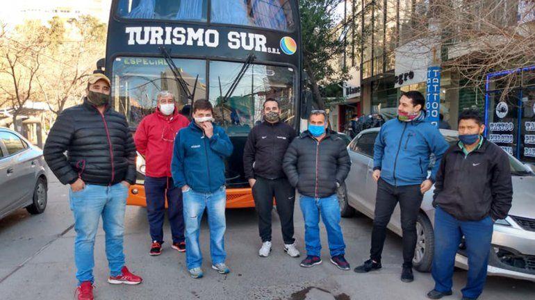 Crisis: en Cipolletti también se movilizaron por la ley de emergencia turística