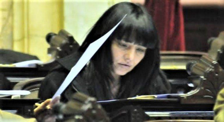 Lorena Rossi, diputada nacional de Río Negro por Peronísmo Federal.
