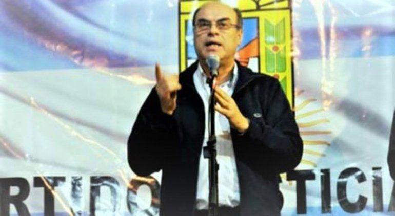 Alberto Cejas, diputado nacional por el Frente para la Victoria.