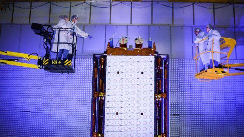 Suspendieron el lanzamiento del satélite rionegrino SAOCOM 1B