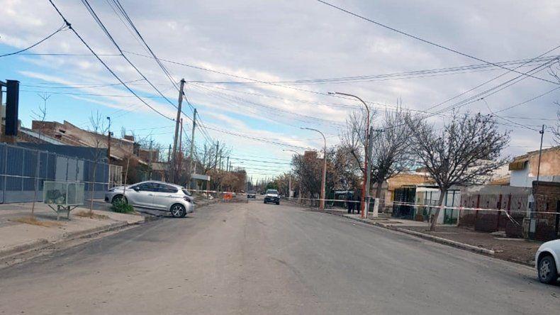 Cipolletti: dos heridos y detenidos tras violenta balacera