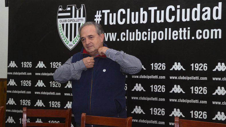 Cipolletti tendrá nuevo presidente el 27 de agosto