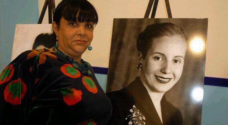 Claudia Pia Baudracco, militante trans.