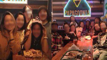festejaron un cumple en un bar y se contagiaron de covid