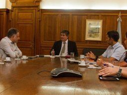 Ante Lanziani, el sector del gas licuado expuso sus problemas