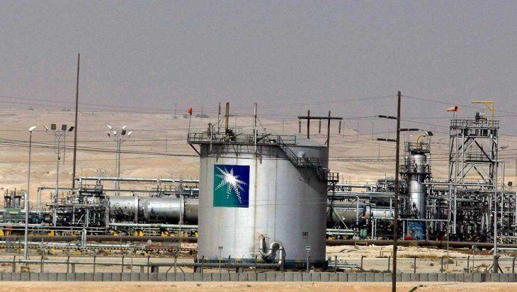 China se abastece de Arabia
