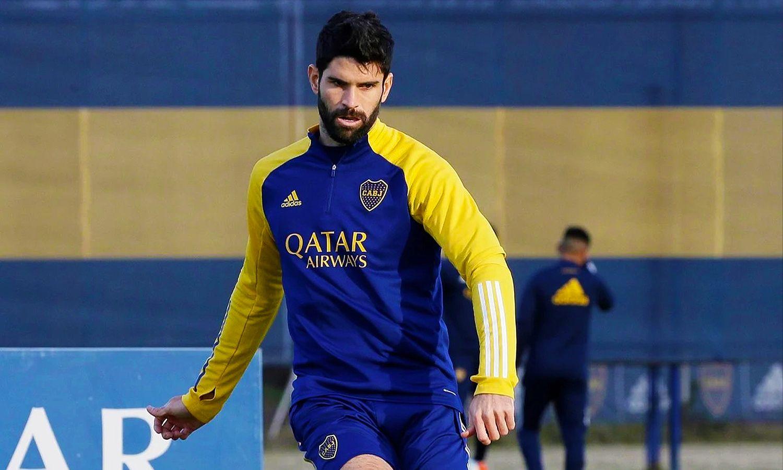 Nicolás Orsini, la apuesta de Batagglia para que Boca recupere poder de gol.