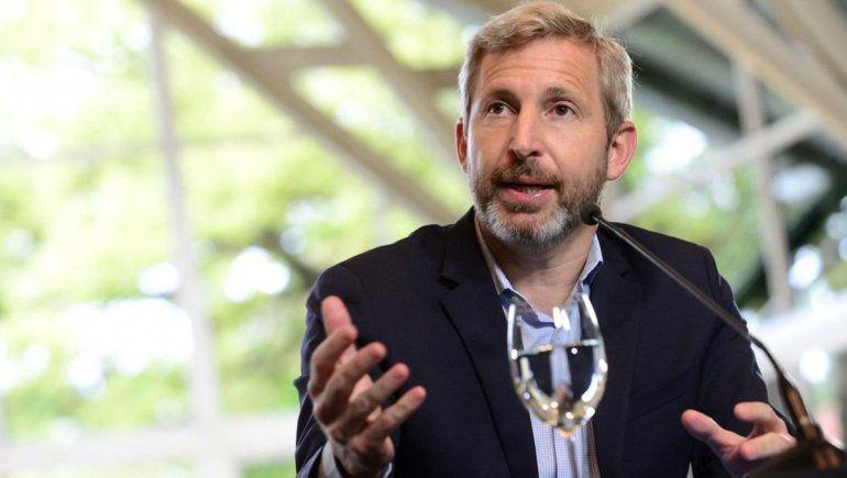 """Frigerio considera al gobierno de cambiemos como """"el más débil del último siglo"""""""