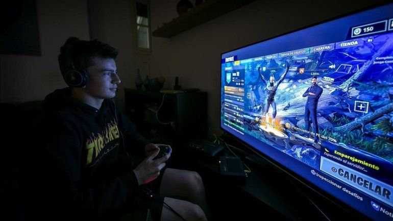 Trataron el primer caso de adicción al videojuego Fortnite