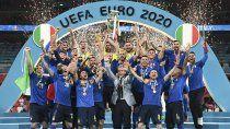 ¡tras el maracanazo, italia dio el golpe en wembley y gano la eurocopa!