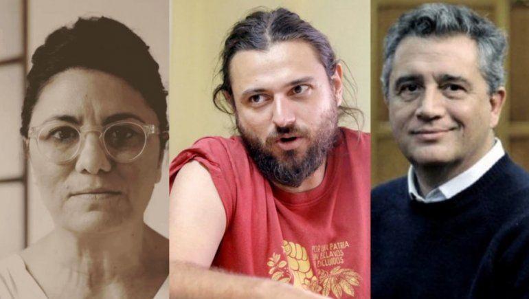 Toma y escándalo: Grabois bancó a la hermana de Luis Etchevere