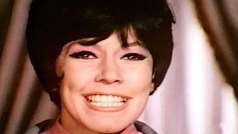 Murió la legendaria vedette Gogó Rojo a los 78 años