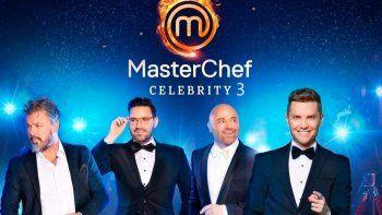MasterChef Celebrity: ya están los 16 famosos confirmados