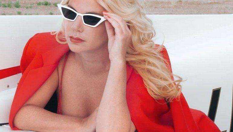 El ex de Esmeralda Mitre tiene miedo: Estás mal de la cabeza