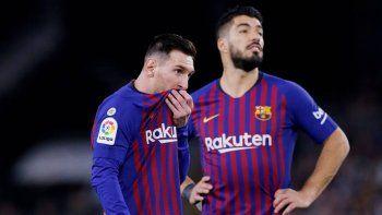 La dupla genial que se desarma en el Barcelona.