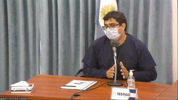 Médico forense: el cuerpo de Roque Mora tenía 117 lesiones